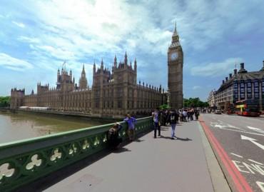 Tur virtual 360 Londra